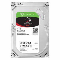 "Жесткий диск 3.5"" HDD 1.0TB  Seagate ST1000VN002  IronWolf™ NAS, 5900rpm, 64MB, SATAIII"
