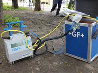 купить Аппарат для электромуфтовой сварки Georg Fischer MSA 350 PLUS Scanner +GF+ в Кишинёве