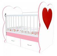 Bambini BM Love White Pink