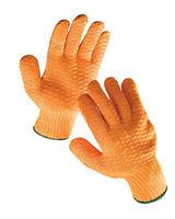 FALCON Вязаные бесшовные двусторонние перчатки - 10