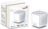 Колонка портативная Bluetooth Genius SP-920BT, White