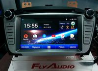 Hyundai IX35 (Tucson) ANDROID - Fly Audio