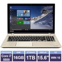 "Ноутбук Toshiba Satellite P50-C-12Z Silver (15,6"" | Intel Core i7-5500 | 16 GB RAM | 1 TB HDD | Windows 10)"