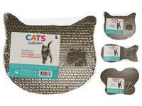 Когтеточка картонная Cats