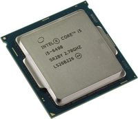 Processor Intel Core™ i5 6400 - 2.7-3.3GHz, 6MB, Socket1151, 5GT/s DMI, Intel® HD Graphics 530, 14nm, 65W, Tray (QuadCore)