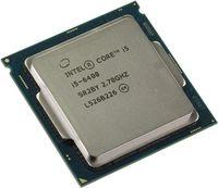 Processor Intel Core™ i5 6400 - 2.7-3.3GHz, 6MB, Socket1151, 5GT/s DMI, Intel® HD Graphics 530, 14nm, 65W, Tray (QuadCore)