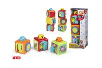Color Baby 44227 Кубики развивающие