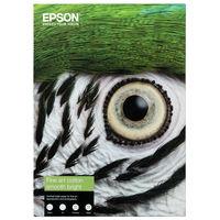 Фотобумага Epson A3+ 300 гр Fine Art Cotton Textured Bright 25 листов