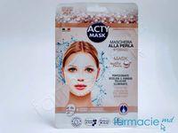 Acty Mask Cryo Masca Purifianta cu efect iluminator cu Praf natural de perla N1 (005054)