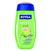 Gel de duş Nivea Lemon & Oil  250ml