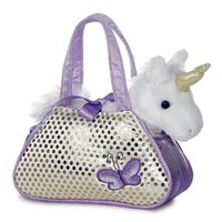 Aurora Fancy Pal Unicorn Purple (32600)