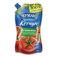Кетчуп к шашлыку Чумак 450гр