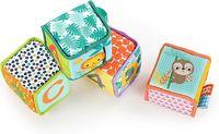 Кубики Bright Starts Grab&Stack