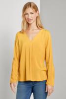 Блуза TOM TAILOR Желтый 1021857 tom tailor