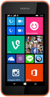 Nokia Lumia 530 Dual sim (Orange)