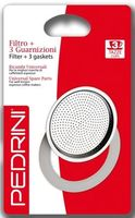 Аксессуар для кофеварки Pedrini 22928 Set garnituri din silicon