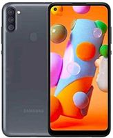 Samsung Galaxy A11 2020 3/32Gb Duos (SM-A115), Black