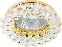 Feron Встраиваемый светильник CD 4141 MR-16 прозрачный