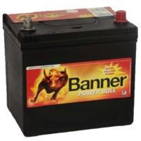 Аккумулятор BANNER 45 Ah Power Bull (japan) л