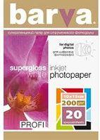 A6 200g 20p Profi High Glossy Inkjet Photo Paper Barva