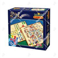 Настольная игра 2 в 1 - О, Пардон и игра Вверх-Вниз 64806