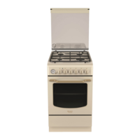Плита Hotpoint-Ariston HT5GM4AF C (OW) EE