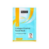 Beauty Formulas Collagen Essence Facial Mask - Тканевая маска для лица c коллагеном