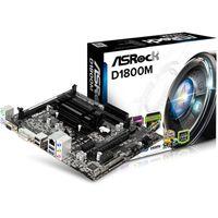 ASRock D1800M, S1150 Intel Bay Trail mATX