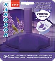 Suspensie pentru toaletă Sano Bon Lavender 55 g