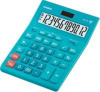 CASIO Калькулятор CASIO GR-12, 12-разрядный, голубой