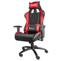 Genesis Nitro 550 Gaming Chair, Black/Red
