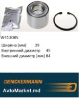 VITO 108D-114D 1996-2003 Подшипник передний 39x45x84
