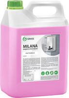 MILANA FRUIT BUBBLES Крем-мыло жидкое увлажняющее 5 л