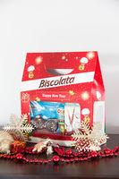 Новогодний подарок Biscolata 355г