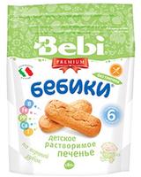 Bebi Бебики печенье без глютена с 6 мес. 180г