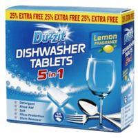 Duzzit таблетки для посудомоeчной машины, 15 шт.