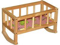 Кроватка игрушечная арт. ВП 002 (44*24*28)