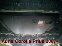 "! "" AURIS '' TOYOTA""Corolla (Auris, )2007 - 2013-2015ЗАЩИТА КАРТЕРА SHERIFF"