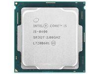 Intel Core i5-8400 3.8-4.0GHz Tray