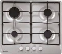 Встраиваемая  газовая панель Beko HIMG64223X