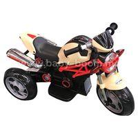 Baby Mix  UR-XG-D8360 Мотоцикл на аккум. Беж