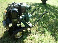 Мотопомпа Antor 820 LS4
