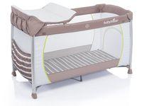 Манеж-кровать 2 в 1 Babymoov Curve Dream Almond