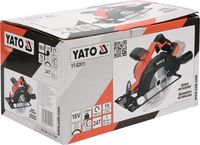 Дисковая пила Yato YT82811