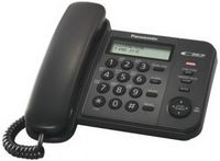 Panasonic KX-TS2356 UAB Black