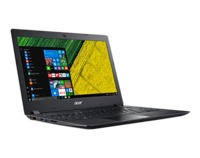"ACER Aspire A315-51 Obsidian Black (NX.GNPEU.018) 15.6"" FullHD (Intel® Core™ i3-6006U 2.00GHz (Skylake), 4Gb DDR4 RAM, 1.0TB HDD, Intel® HD Graphics 620, w/o DVD, WiFi-AC/BT, 2cell, 0.3MP CrystalEye webcam, RUS, Linux, 2.1kg)"