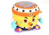 Huile Toys Интерактивный барабан с музыкой