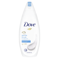 Гель для душа Dove Gentle Exfoliating, 250 мл