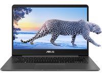 """NB ASUS 14.0"""" Zenbook UX430UN Grey (Core i7-8550U 16Gb 512Gb Win 10) 14.0"""" Full HD (1920x1080) Non-glare, Intel Core i7-8550U (4x Core, 1.8GHz - 4.0GHz, 8Mb), 16Gb (OnBoard) PC3-14900, 512Gb M.2, GeForce MX150 2Gb, micro HDMI, 802.11ac, Bluetooth, 1x USB 3.1 Type C, 1x USB 3.0, 1x USB 2.0, Card Reader, HD Webcam, Windows 10 Home RU, 3-cell 50 WHrs Polymer Battery, Illuminated Keyboard, 1.3kg, Metal Grey"""