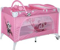Bertoni (Lorelli) Travel Kid 2 Pink Panda (10080221637)